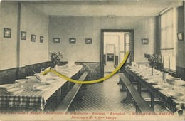 Walem - Waelhem-lez-Malines : Pensionnat  (  Geschreven Met Zegel 1 Cent ) - Belgique