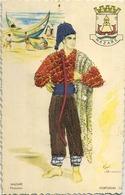 Walem - Waelhem-lez-Malines : Pensionnat  (  Geschreven 1913 Met Zegel   ) - Belgique