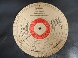7C) DISCO BASF BANDUHR SPIELDAUER BANDLANGE - Musica & Strumenti