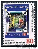 Japan 2010 - Football World Cup - South Africa - Historical Posters - 1989-... Kaiser Akihito (Heisei Era)
