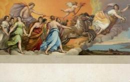 Roma - Aurora - Guido Reni - Formato Piccolo Non Viaggiata – E 7 - Musei