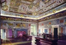 Roma - Museo Nazionale Di Castel S.angelo - La Sala Della Biblioteca -  Formato Grande Non Viaggiata – E 7 - Musei