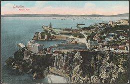 Rosia Bay, Gibraltar, C.1910 - Benzaquen Postcard - Gibraltar