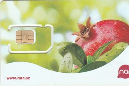 Azerbaïjan - Nar (standard,micro,nano SIM)- GSM SIM  - Mint - Azerbaïjan