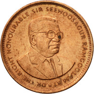Monnaie, Mauritius, 5 Cents, 2007, TB+, Copper Plated Steel, KM:52 - Mauritius