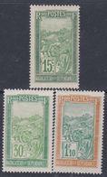 Madagascar N° 156 + 158 + 161  X  Partie De Série, Les 3 Valeurs  Trace De Charnière Sinon TB - Madagascar (1889-1960)