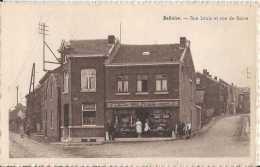 Bellaire Rue Louis Et Rue De Saive - Commerce - Animée - Pas Circulé - TBE- Beyne-Heusay - Liè - Beyne-Heusay