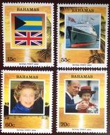 Bahamas 1994 Royal Visit MNH - Bahamas (1973-...)