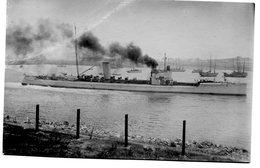 Bateau De Guerre Allemand - Torpedoboot - Torpilleur: S90:  Cliché - Guerre