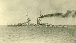 Bateau De Guerre Allemand - GROBER KURFURST Cuirassé:  Cliché - Guerre