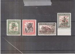 Ruanda-Urundi - 150/53 - Série Complète - CV:18.00 XX/MNH - 1924-44: Neufs