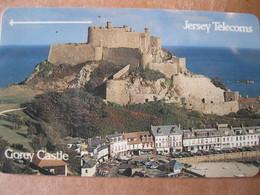 Télécarte De Jersey - Ver. Königreich