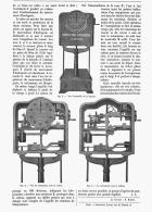 BASCULE à CURSEUR AUTOMATIQUE   1907 - Scienze & Tecnica