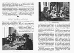 INDUSTRIE PARISIENNE DES BIJOUX DOUBLéS   ( PLAQUés ) 1907 - Non Classés