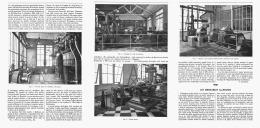 LA STATION CENTRALE ELECTRIQUE DE L'EXPOSITION MARITIME De BORDEAUX  1907 - Aquitaine