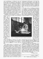 LE COUPAGE DES TOLES PAR LE CHALUMEAU OXY-ACETYLENIQUE    1907 - Sciences & Technique