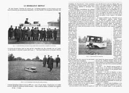 LE MONORAILWAY BRENNAN   1907 - Eisenbahnverkehr