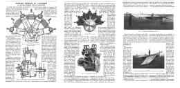 """LE MOTEUR """" ROBERT ESNAULT-PELTERIE   1907 - Transportation"""