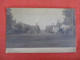 RPPC  US Street View  To ID  >  Ref 3044 - Postcards