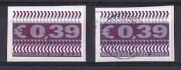 Nederland - 6.500 Zegels Zakenpost 2001/2002 - Onafgeweekt/op Fragment -  NVPH 1990/2044 - Timbres