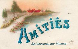 """70 VERNOIS SUR MANCE """"Amitiés"""" - Other Municipalities"""