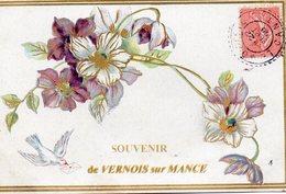 """70 VERNOIS SUR MANCE """"Souvenir """" - Other Municipalities"""