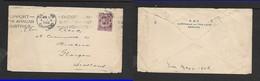 South Africa, P.&O. AUSTRALIA VIA CAPE,  2d, CAPETOWN APR 12 1926 > Scotland - South Africa (...-1961)