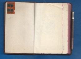 """PETIT AGENDA DE POCHE """"GALLIA"""" COMPLET NON ECRIT -  1955 - ETABLISSEMENTS TONNELLIER - CHOLET - Calendars"""