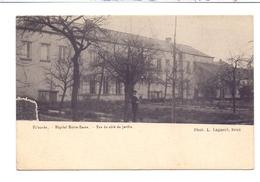 B 1800 VILVOORDE, Hopital Notre-Dame, Deutsche Feldpost - Vilvoorde