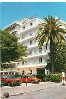 Juan Les Pins -  Hôtel Le Tropique        ,voitures                AH1137 - Antibes