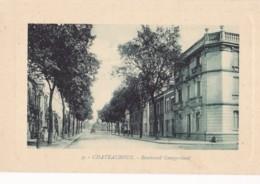 9 CHATEAUROUX COULEUR BLEUE BOULEVARD GEORGES SAND - Chateauroux