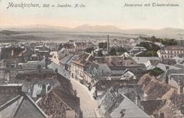 NEUNKIRCHEN (NÖ) - Panorama Mit Triesterstrasse Gel.191?, Gute Erhaltung - Neunkirchen