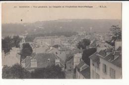 France 92 - Meudon - La Chapelle Et L'Orphelinat Saint Philippe - Achat Immédiate - Meudon