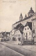 MELK A.d. Donau (NÖ) - Weinstube Im Stiftskeller, Gel.1901?, Gute Erhaltung - Melk