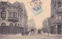 TROYES RUE DE LA REPUBLIQUE - Troyes