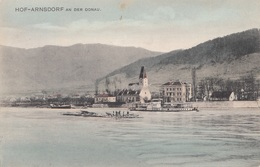 HOF-ARNSDORF A.d. Donau (NÖ) - , 1908, Gute Erhaltung - Autriche