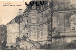 DEPT 52 : édit. ? : Donjeux Facade Arrière Du Chateau - France