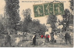 35 Noyal Sur Vilaine Paysage Près Du Moulin De Montcorps - France