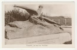 62 - Calais     Le Monument Du Pluviose - Calais