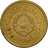 Monnaie, Yougoslavie, 50 Para, 1990, TB+, Laiton, KM:141 - Joegoslavië