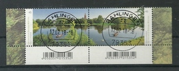 ALEMANIA 2018 - NI 3400/01 - Used Stamps