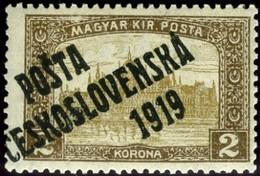 Czechoslovakia. Sc #B87. Mint. ** - Czechoslovakia