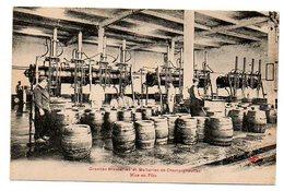 54 - Meurthe Et Moselle / Brasseries Et Malteries De CHAMPIGNEULLES -- Mise En Fûts (thème Bière, Brasserie, Malterie). - Frankreich