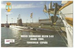 Submarine Submarine. Spain. - Sottomarini