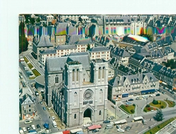 Flers De L 'Orne - Vue Générale Et L 'église Saint Germain       AX694 - Flers