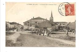 St- Firmin. La Grande Rue Et Derrière Lécot. - Autres Communes