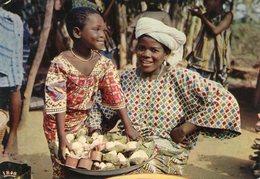 Gambia - Market Scene - Gambia