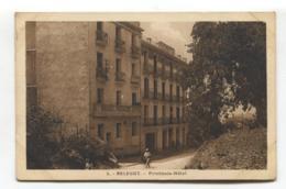 Belfort, Algérie - Printania Hotel - Old Algeria Postcard - Andere Steden