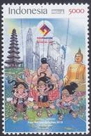 Indonesia - Indonesie New Issue 03-08-2018 (Zegel) - Indonésie