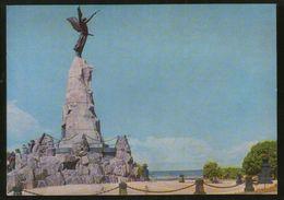 """USSR Estonia 1971 Stationery Postcard Tallinn. Monument """"The Mermaid"""" - Estonie"""